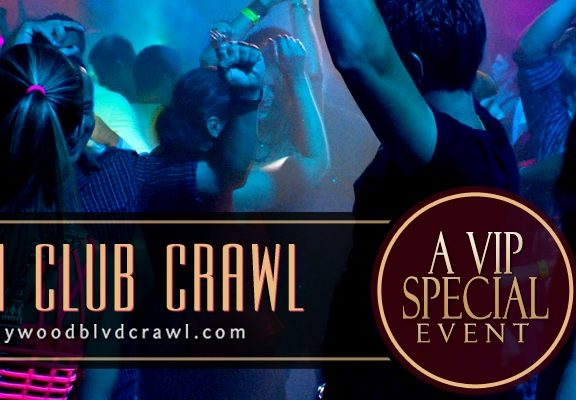 Custom Club Crawl