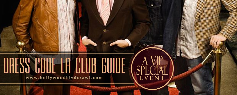 Dress Code LA Club Guide