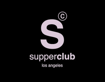 Supperclub LA Club Logo
