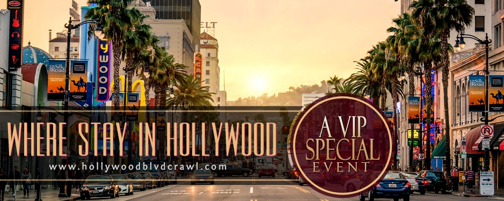 Where to stay Hollywood