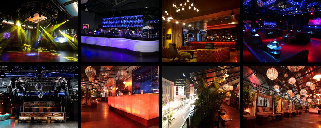 Ohm LA Club Venue