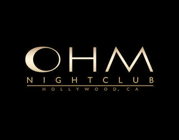 Ohm Nightclub LA Venue Logo