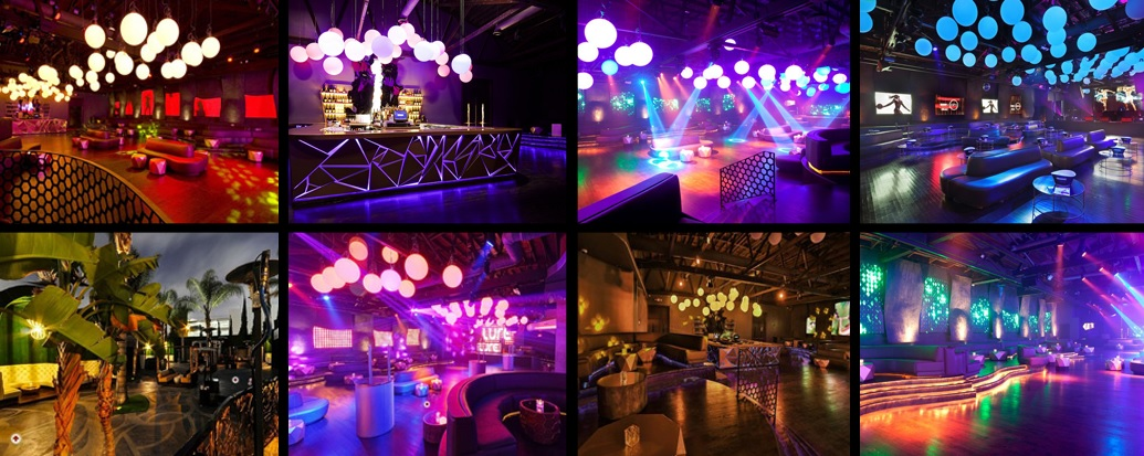 Lure Hollywood Club Venue